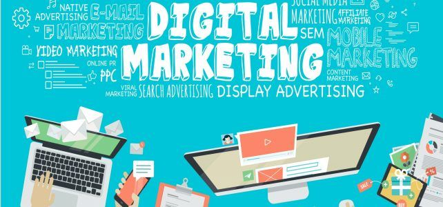 Various Elements Of Digital Marketing